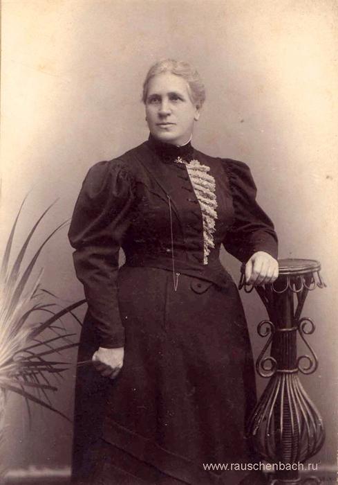Anna Lydia Rauschenbach