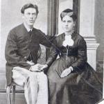 Alexander Rauschenbach und Lydia Stahf