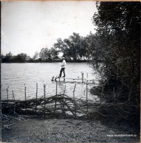 Vladimir beim Teich-3